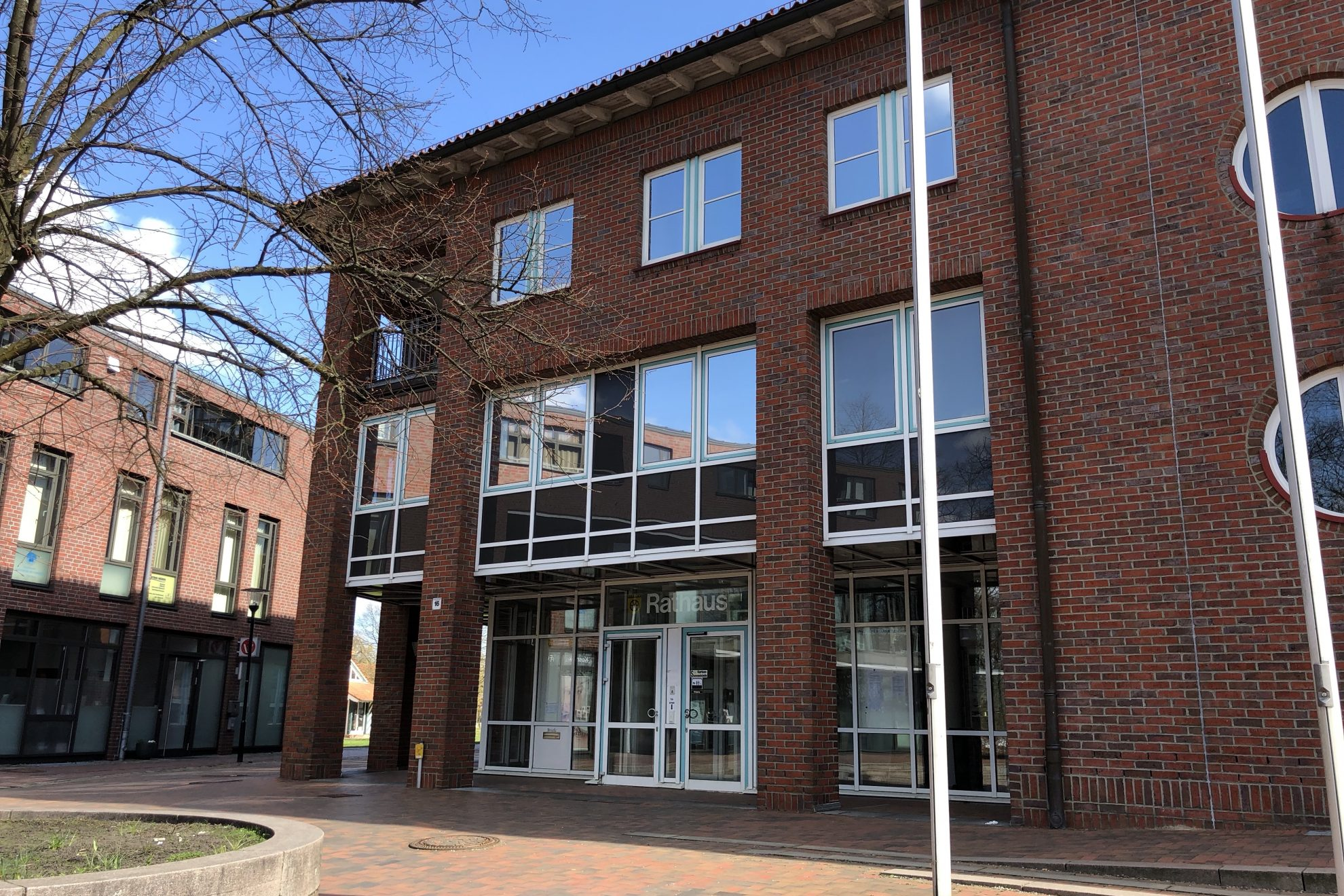 Wentorfer Rathaus